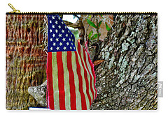 Tattered America Carry-all Pouch