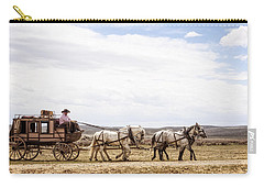 Taxi Carry-all Pouch by Joan Davis