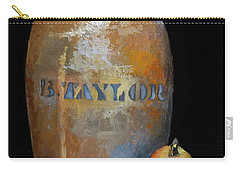 Taylor Jug With Pear Carry-all Pouch