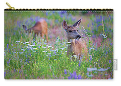 Tea Party Carry-all Pouch by Jim Garrison