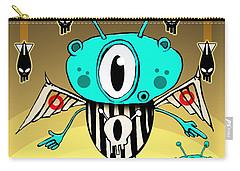 Team Alien Carry-all Pouch by Johan Lilja