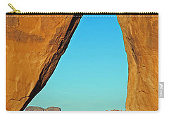 Tear Drop Arch Monument Valley Carry-all Pouch