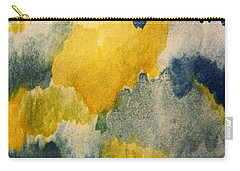 Tears Of Joy Carry-all Pouch by Andrea Anderegg