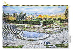 Teatro Romano Fiesole Tuscany Carry-all Pouch
