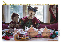 Teddy Bear Tea Party Carry-all Pouch