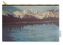 Telequana Lk Ak Carry-all Pouch by Terry Frederick