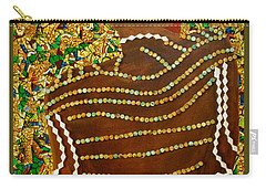 Temple Of The Goddess Eye Vol 2 Carry-all Pouch by Apanaki Temitayo M