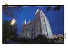 Temple Perspective Carry-all Pouch