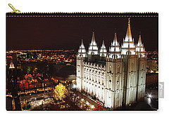 Temple Square Carry-all Pouch