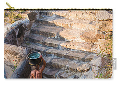 Temple Steps Carry-all Pouch