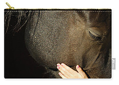 Tenderness Carry-all Pouch by Donna Blackhall