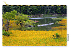 Tennessee Black-eyed Susan Field Carry-all Pouch