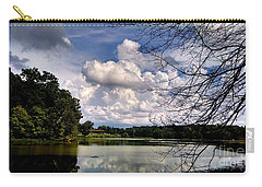 Carry-all Pouch featuring the photograph Tennessee Dreams by Chris Tarpening