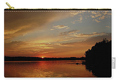Sunrise...wisconsin Carry-all Pouch