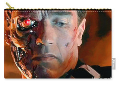 Terminator Carry-all Pouch by Paul Tagliamonte