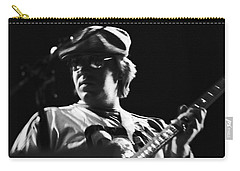 Terry Kath At The Cow Palace In 1976 Carry-all Pouch