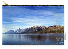 Tetons By The Lake Carry-all Pouch