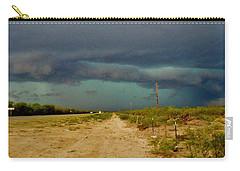 Texas Blue Thunder Carry-all Pouch