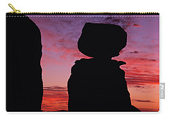 Texas Canyon Sunset Carry-all Pouch