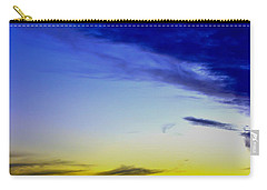Texas Hill Country Sunset Carry-all Pouch