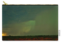 Texas Microburst Carry-all Pouch by Ed Sweeney