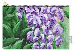 Texas Mountain Laurel Carry-all Pouch by Kume Bryant