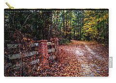 Texas Piney Woods Carry-all Pouch by Linda Unger