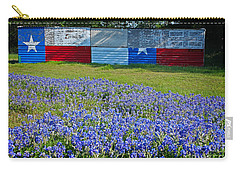 Texas Proud Carry-all Pouch