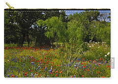Texas Spring Spectacular Carry-all Pouch