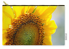 Texas Sunflower Carry-all Pouch