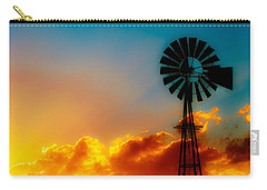 Texas Sunrise Carry-all Pouch