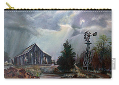 Texas Thunderstorm Carry-all Pouch