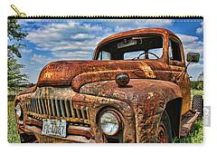 Texas Truck Carry-all Pouch by Daniel Sheldon