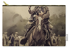 Texican Cavalry Carry-all Pouch