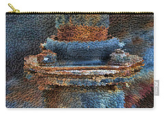 Texturized Pipe Carry-all Pouch