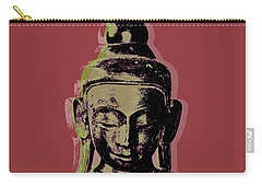 Thai Buddha #1 Carry-all Pouch by Jean luc Comperat