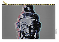 Thai Buddha #2 Carry-all Pouch by Jean luc Comperat