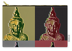 Thai Buddha Carry-all Pouch by Jean luc Comperat