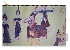 Thai Dance Carry-all Pouch