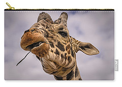 Thank You Carry-all Pouch by Mark Myhaver