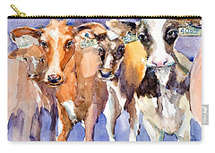 The 408 Girls Carry-all Pouch by Judith Levins