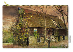 The Abandoned Barn Carry-all Pouch