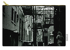 The Alleyway Carry-all Pouch