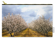 The Almond Orchard Carry-all Pouch