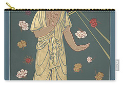 The Amitabha Buddha Descending 247 Carry-all Pouch