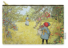 The Apple Harvest Carry-all Pouch