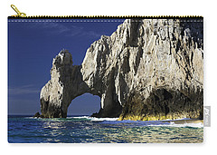The Arch Cabo San Lucas Carry-all Pouch