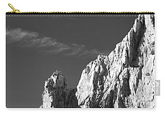 The Arch In Black And White Carry-all Pouch