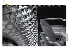 The Armadillo Awakes Carry-all Pouch by Wayne Sherriff