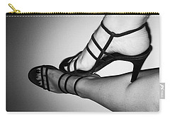 The Art Of Stilettos Carry-all Pouch